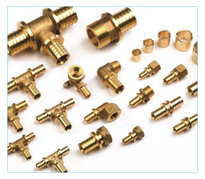 Scewed Compressed Fittings